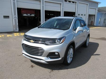 New 2019 Chevrolet Trax AWD Premier Crossover