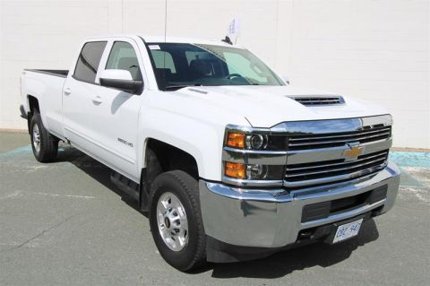 Certified Pre-Owned 2018 Chevrolet Silverado 2500 Crew 4x4 LT Standard Box Pick up