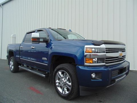 2016 Chevrolet Silverado 2500 Crew 4x4 High Country / Std Box