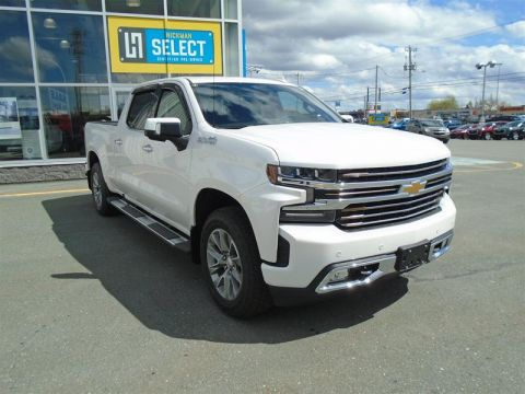 2019 Chevrolet Silverado 1500 New Crew Cab 4x4 High Country / Standard Box