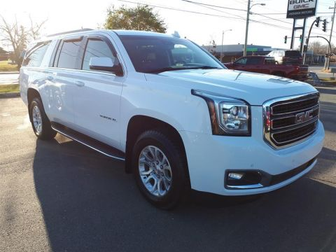 Certified Pre-Owned 2016 GMC Yukon XL 4x4 SLT Four Wheel Drive SUV