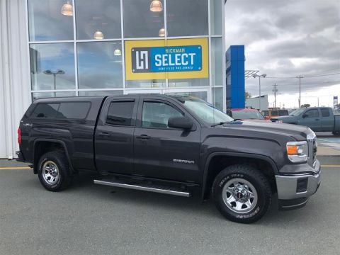 Certified Pre-Owned 2014 GMC Sierra 1500 Double Cab Std Box 4WD 1SA Four Wheel Drive Pick up