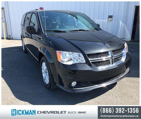 Pre-Owned 2018 Dodge Grand Caravan CVP / SXT Front Wheel Drive Minivan