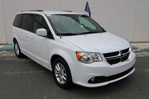 Pre-Owned 2018 Dodge Grand Caravan Crew Front Wheel Drive Van