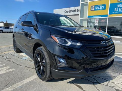 New 2020 Chevrolet Equinox AWD LT 2.0T All Wheel Drive SUV