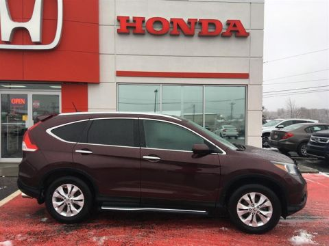Pre-Owned 2013 Honda CRV Touring AWD All Wheel Drive Crossover