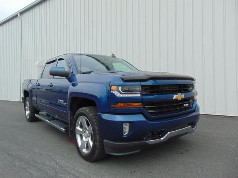 Certified Pre-Owned 2016 Chevrolet Silverado 1500 Crew 4x4 LT / Standard Box Pick up
