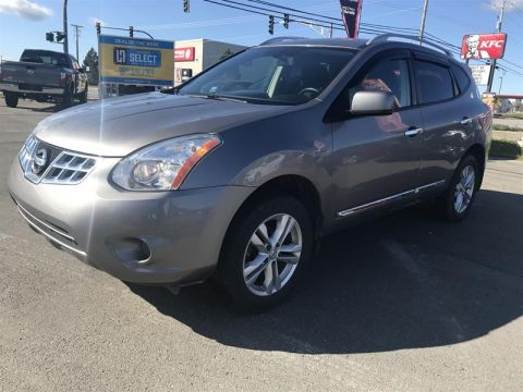 Pre-Owned 2013 Nissan Rogue SV AWD CVT Crossover