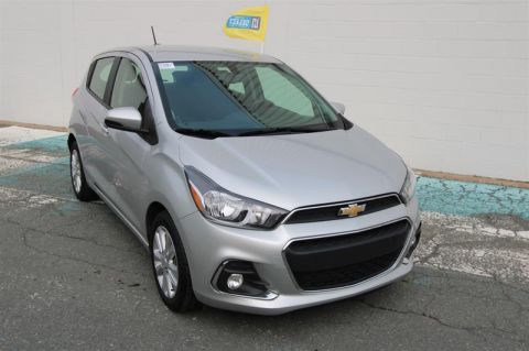 Certified Pre-Owned 2018 Chevrolet Spark 1LT - CVT Front Wheel Drive 5-Door Hatchback