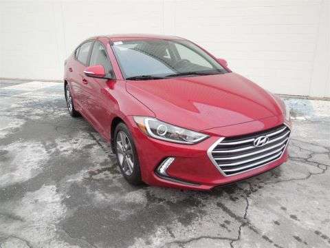 Pre-Owned 2018 Hyundai Elantra Sedan GL Front Wheel Drive 4-Door Sedan