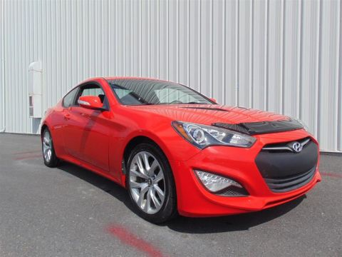 Pre-Owned 2014 Hyundai Genesis Coupe 2.0T Premium at Rear Wheel Drive 2-Door Coupe