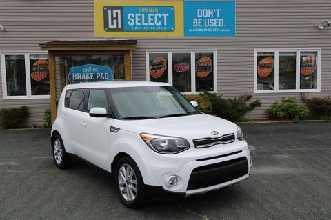 Pre-Owned 2019 Kia Soul EX Front Wheel Drive Wagon